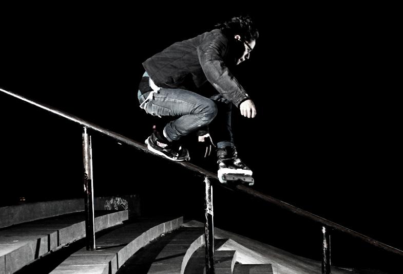 Michael Valenzuela: Top Acid Landscape | Maloof Skate Plaza